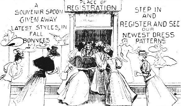 suffrage political cartoons